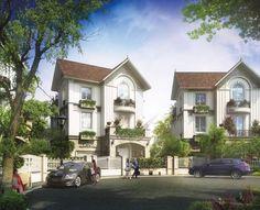 Biệt thự tham khảo - Website chính thức của Khu đô thị Vinhomes Riverside (tên cũ: Vincom Village)