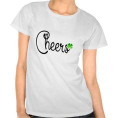 Cheers St. Patrick's Day Shirt