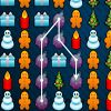 Christmas Bonus Match - http://iluvgames.com/puzzles/christmas-bonus-match/ - In this simple yet highly addictive game, you are tasked with matching the different candles and Christmas ornaments, which are randomly arranged on the screen. Draw lines joining at least three of the same type and they will collapse, giving you points. These points, as well as the type of candle/ornament from which they were derived, are shown at the right side of the screen. Connect more than fiv