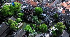 A garden residence in the heart of Shanghai CBD