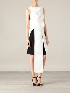 Maison Rabih Kayrouz Draped Panel Blouse
