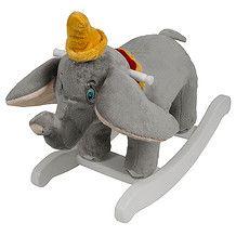 Dumbo rocker from target Dumbo Nursery, Elephant Nursery Girl, Dumbo Baby Shower, Baby Dumbo, Baby Play, Baby Toys, Kids Toys, Children's Toys, Baby Boy Rooms