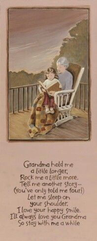 Grandparents - I know I would not be who I am had I not had the love of four grandparents who loved and adored me. Without them I might not have survived my childhood. I owe my life to them and I know, that from heaven, they watch over me.
