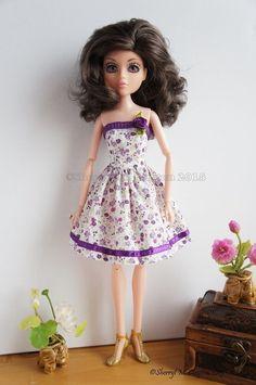 Handmade Moxie Teenz Doll Dress