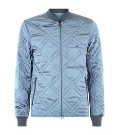 Lanvin Quilted Bomber Jacket