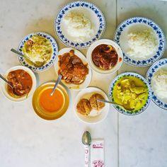 Nasi Padang at Rendezvous Restaurant Hock Lock Kee #sgeats #sgfood #nasipadang #rendezvousrestaurant #ordinarypatrons
