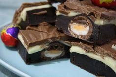 Cadbury Cream Egg Recipes