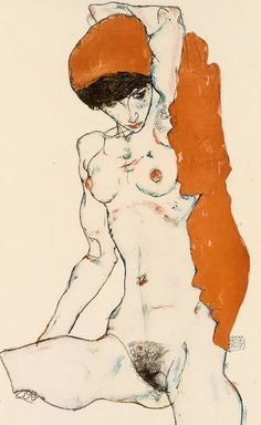 Find the latest shows, biography, and artworks for sale by Egon Schiele. A great innovator of modern figure painting, Egon Schiele is known for creating erot… Gustav Klimt, Psychedelic Art, Figure Painting, Painting & Drawing, Figurative Kunst, Art Watercolor, Inspiration Art, Art Abstrait, Art And Illustration
