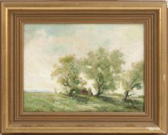 Paintings at Auction - Americana and Paintings | Eldreds Auction Gallery