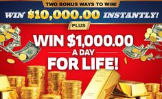 Enter our free online sweepstakes and contests for your chance to take home a fortune! Instant Win Sweepstakes, Online Sweepstakes, Lotto Winning Numbers, Win For Life, Winner Announcement, Win Online, Congratulations To You, Publisher Clearing House, Free Gift Cards