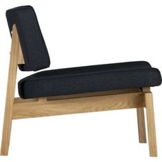scan flint lounge chair from CB2