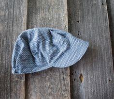 Jockey Cap reversible newsboy cap modern sunhat Fabric Combinations, Newsboy Cap, Sun Hats, The Selection, Boy Or Girl, Knitted Hats, Knitting, Modern, Style