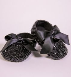 Cheap all for baby, Buy Quality for baby directly from China black baby Suppliers: Luxury All Covered Black Sparkle Rhinestone Ribbon Bow Lace up for Princess Baby Girls High Quality Foot Wear Baby Bling, Baby Girl Bows, Baby Girl Princess, Girls Bows, Baby Girls, Girl Toddler, Infant Toddler, Girls Glitter Shoes, Girls Ballet Shoes