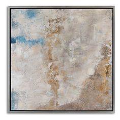 Found it at AllModern - 'Golden Panel' Framed Original Painting