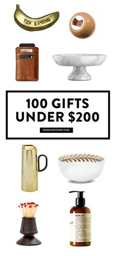 Get inspired by -- and shop! -- 100 editor-approved, holiday-ready gifts for everyone on your list, at every price point.