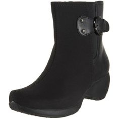 Anne Klein, Sigerson Morrison, Sports Women, Black Suede, Wedges, Ankle, Chic, Boots, Beautiful