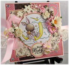 Paper Crafting in Cocoa: It's a Girl
