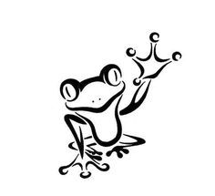 Frog Tattoos, Tattoo Designs Gallery - Unique Pictures and Ideas Tattoo Stencils, Stencil Art, Damask Stencil, Stenciling, Kopf Tattoo, Frog Tattoos, Arte Tribal, Frog Art, Wood Burning Patterns