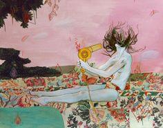 Pop surrealism, surrealism, lowbrow art, new contemporary art: Interview with contemporary surreal artist Alexandra Levasseur