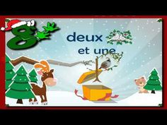 12 jours de Noël French Christmas Songs, Christmas Trivia, Winter Christmas, Christmas Videos, Xmas, Holiday, French Kids, Theme Noel, Teaching French