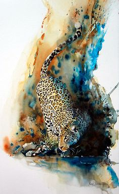Karen Lawrence Rowe   WATERCOLOR