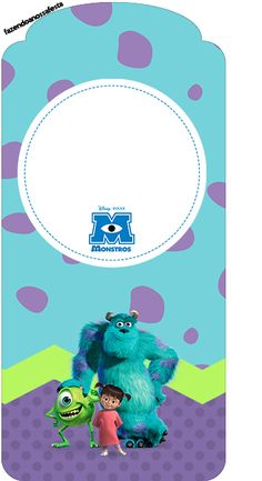 Monster Inc Party, Monster Birthday Parties, Monster University, Cartoon Network Adventure Time, Adventure Time Anime, Summer Fest, Disney Infinity, Disney Junior, Baby Boy Nurseries