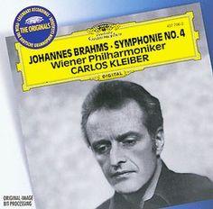 BRAHMS Symphonie No. 4 - Kleiber - Deutsche Grammophon