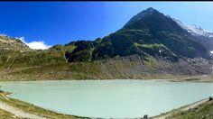 Susten Pass - Time-Lapse: Stein Glacier(Steingletscher) to Wassen