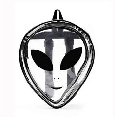 Extraterrestrial Backpack via ShopChic. Click on the image to see more!