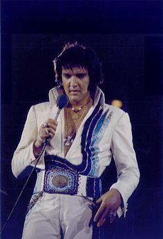 Elvis Aaron Presley September 28, 1974 University of Maryland College Park, Maryland