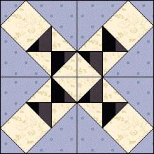 Block of the Day for December 26, 2013 - Cat and Mouse