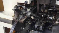 Honger Machine Automatic Button Making Machine ,Spring Machine For Brass...