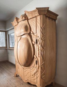Bug Armoire by TRUE Latvia :: Gadgetify.com