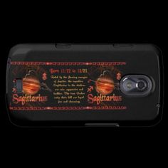 Gothic Sagittarius zodiac astrology  Samsung Galaxy Nexus Cases   See more gothic zodiac at http://www.zazzle.com/valxart/gifts?cg=196008037580898699 or see us on Pinterest at valxart.com or see this at  http://www.zazzle.com/gothic_sagittarius_zodiac_astrology_by_valxart_com_case-179267982489281617?rf=238603243936463030