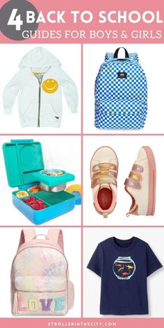 Back To Learning Fashion & Supply Guide | Stroller in the City Nyc With Kids, Going Back To School, Craft Activities For Kids, Parenting Advice, Cool Kids, Boy Or Girl, Kids Outfits, Kids Fashion, Learning