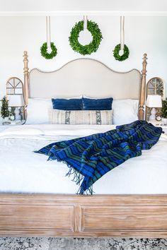 Blue Christmas Bedro
