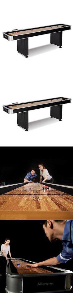 Shuffleboard 79777: Md Sports 9 Ft. Arcade Shuffleboard Table  U003e BUY IT NOW