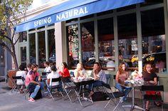 spring street natural, NYC.