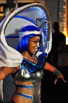March: Cape Town Carnival