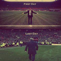Sir Alex Ferguson .... That's pretty cool even though I hate Man U