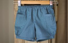 Shorts are this pattern: http://oliverands.com/product/OLV-OS002PS.html