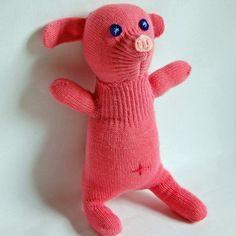 Glove Piggie