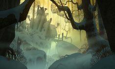 The Art Of Animation, Szymon Biernacki - http://biernac.tumblr.com -...