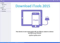 Download iTools 2015 iTools 2015 Compatible iOS Versions Compatible iOS versions include: iOS 8.1.3, 8.1.2, 8.1.1, 8.1, 8.0.2, 8.0.1, 8.0, 7.1.2, 7.1.1, 7.1.  iTools is a free program which offers you an intuitive interface along with many useful features that make managing data on all your iDevices much convenient and time-saving.