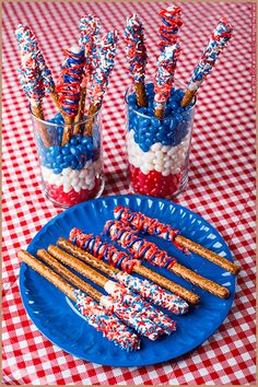 """Firecracker Pretzel Sticks 