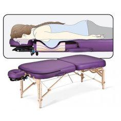 Table de massage pliante INFINITY CONFORMA