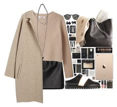 """""""Good songs and autumn feel shorter than they are."""" by seoultotokyo ❤ liked on Polyvore featuring Reality Studio, Thakoon Addition, Forever 21, Bobbi Brown Cosmetics, Ostfold, NARS Cosmetics, Acne Studios, Crate and Barrel, Byredo and Korres"""