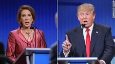 Donald Trump: I was talking Carly Fiorina's leadership - CNNPolitics.com