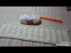 Gola de tricô - YouTube