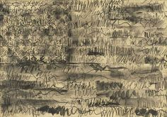 "forestissilva: ""Jasper Johns, Flag, Pencil and graphite wash on paper. 8 x (via grupaok) "" Flag Drawing, Drawing Now, Painting & Drawing, Jasper Johns, Josef Albers, Jean Michel Basquiat, Roy Lichtenstein, Jackson Pollock, Keith Haring"